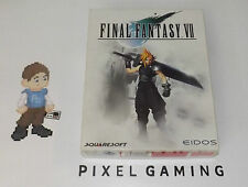 Final Fantasy VII 7 - French / Francais - PC - Complete - FREE SHIPPING