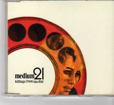 (FR682) Medium 21, Killings From The Dial - 2003 DJ CD