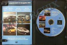 2006 2007 Mercedes ML Class ML320 ML350 ML500 ML63 Navigation DVD Map U.S Canada