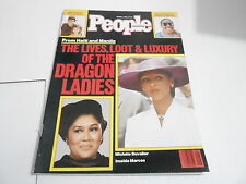 MARCH 3 1986 PEOPLE magazine (NO LABEL) UNREAD - IMELDA MARCOS