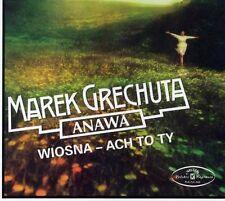 CD MAREK GRECHUTA Wiosna - ach to ty / reedycja