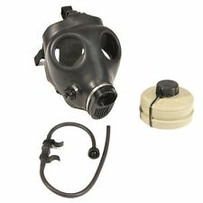 NEW Israeli Civilian/Military Gas Mask w/ NBC Filter 40 Drinking Tube Adult Size
