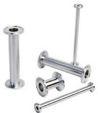 """Stainless Steel Spool 2"""" x 24"""" Sanitary Pipe 3A Tri-clamp"""