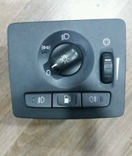 Volvo S40 headlamp switch