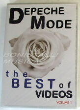 DEPECHE MODE - THE BEST OF VIDEOS VOL.1 - DVD Sigillato