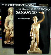 The sculpture of Jacopo Sansovino. 2 voll. Boucher. Yale University Press. 1991