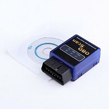 US ELM327 Car Bluetooth ScanTool OBD2 OBDII Scanner for TORQUE APP ANDROID Vgate