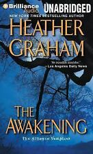 THE AWAKENING unabridged audio book on CD by HEATHER GRAHAM