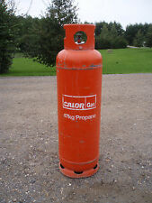 47KG PROPANE CALOR GAS BOTTLE FULL (FREE DELIVERY WITH-IN 8 MILES OF OUR SHOP)