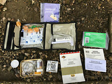 SAS Special Forces EMERGENCY / SURVIVAL TIN KIT POUCH CAMPING SCOUTS