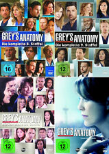 Grey's (Greys) Anatomy - Die komplette 8. - 11. Staffel              | DVD | 273