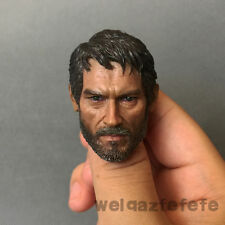 The Last of Us TLOU Headplay Joel Head Sculpt  1/6 Scale