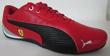 Puma  Drift  Cat  5 Ferrari Red/Black  Men  Walking  Shoes 8
