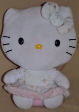 "12"" Hello Kitty Plush Doll Stuffed Animal Toys by Sanrio TY Beanie Buddies Baby"