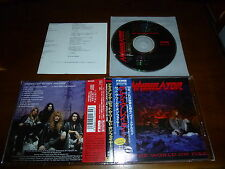 Annihilator / Set the World on Fire JAPAN+1 APCY-8070 1ST PRESS!!!!! #F