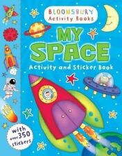 My Space Activity and Sticker Book (Activity & Sticker Book), 1408847310, New Bo
