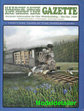 Narrow Gauge Gazette Mar.06 Carson & Colorado Nevada California Oregon Cortez