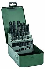 Bosch 25 Piece Metal HSS-R Drill Bit Set