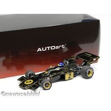 LOTUS 72E 1973 RONNIE PETERSON  #2 AUTOART MODEL 1/18 #87330