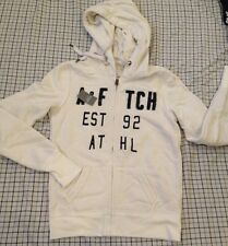 White Abercrombie & Fitch slim fit  ladies jacket medium made in Japan