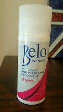 BELO ESSENTIAL DEODORANT WHITENING  UNDERARM  40ml 48HOURS PROTECTION ANTI-STAIN