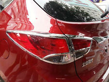 New Chrome Rear Light Cover Trim for Hyundai ix35 Tucson 2010-2012