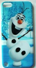 Frozen Olaf Pattern Apple iPod Touch 5 5th Hard Case Cover -US SELLER