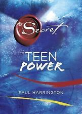The Secret to Teen Power by Paul Harrington Hardcover BRAND NEW GIFT QUALITY!