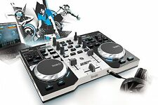 PROFFESIONAL DJ CONTROLLER ponti DEEJAY MIXER DIGITALE MUSICA PARTY REGALO DI NATALE NUOVO