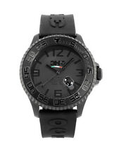 Orologio 3H Italia Ocean Diver 52mm  black steel PVD Automatic Watch Ref.BH01