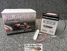 Honda XL 185 1983 PLATINUM Battery 6N4-2A-4 NEW PB-12