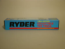 1995 RYDER TOY TRUCK 2nd IN SERIES CHINA MINT