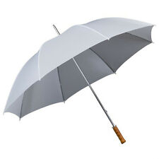 Great Value - The Mira Budget Golf Wedding Umbrella - White