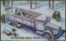 IBG 35012 Büssing NAG 4500 S in 1:35