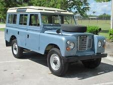 Land Rover: Defender Series III