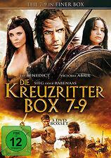 3 DVDs * DIE KREUZRITTER 7-9 (LIMITED EDITION) # NEU %