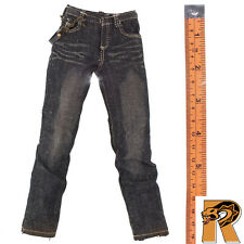 Werewolf - Black Jeans Pants #1 - 1/6 Scale - COO Action Figures