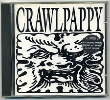 Crawlpappy-s/t CD GERMANY press injection front sheer terreur Bomb prong NYHC