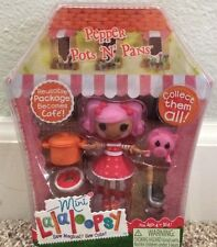 Mini Lalaloopsy Pepper Pots N Pans Pet Pig #5 of Series 2 Retired NIP