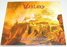 WARLORD the Holy Empire DIGIPACK CD 2016 500 hand-numbered copies OUT NOW