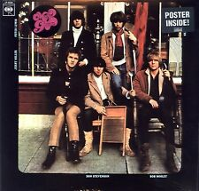 MOBY GRAPE S/T LP NEW PSYCH BLUES FOLK POP VINYL + POSTER RARE OOP SUNDAZED