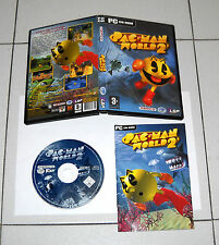 Gioco Pc Cd PAC MAN WORLD 2 – PERFETTO 2004 ITALIANO Pac-man