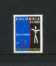 Colombia 1197, MNH, Union Network International 2002. x23517