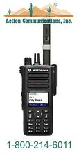 MOTOROLA XPR 7550 - UHF 403-512 MHZ, 4 WATT, 1000 CH, DISPLAY TWO WAY RADIO