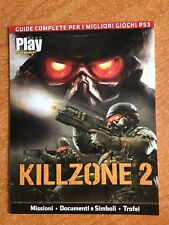 GUIDE COMPLETE GIOCHI PS3 Play Generation KILLZONE 2