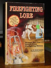 Firefighting Lore: Strange True Stories From Firefighting History, Fire Engines