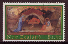 NEW ZEALAND 2002 VATICAN CITY JOINT ISSUE FINE USED