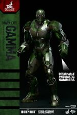 Sideshow Hot Toys iron man mark xxvi gamma exclusive 1/6 action figure scellé!