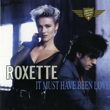 ROXETTE - IT MUST HAVE BEEN LOVE  - EP10 POLLICI  NUOVO SIGILLATO
