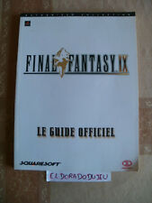 ELDORADODUJEU     GUIDE OFFICIEL SQUARESOFT COMPLET FINAL FANTASY IX